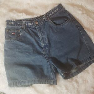 VTG Tommy Hilfiger High Waisted Shorts